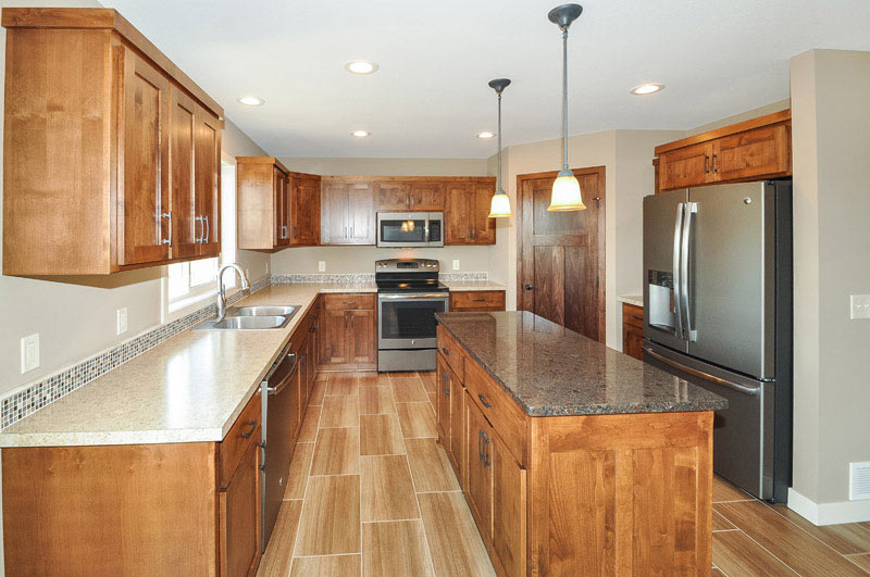 Gallery | Living - RW Builders Princeton, MN Home Builders